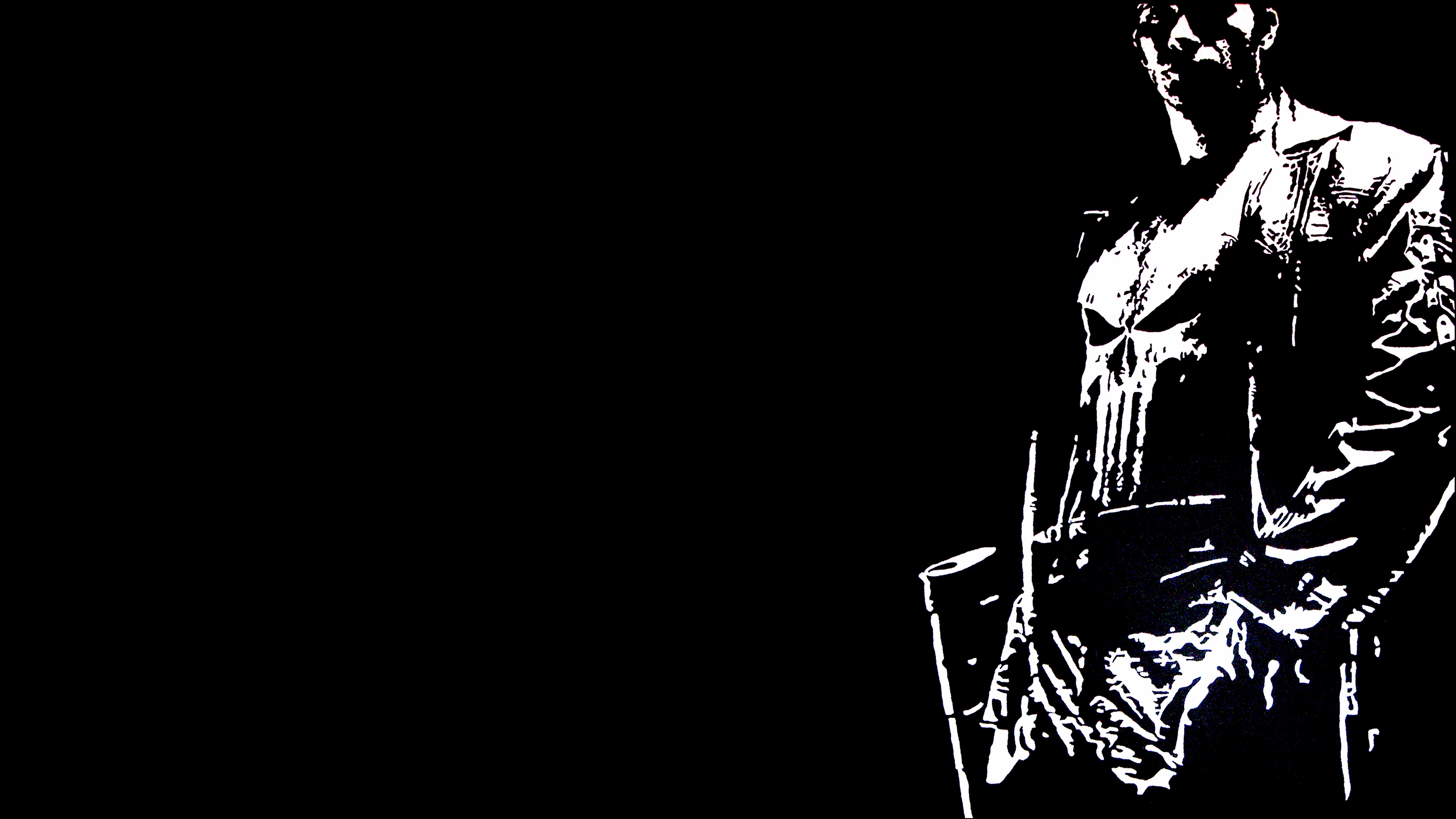 The Punisher Computer Wallpapers Desktop Backgrounds 10000x5623