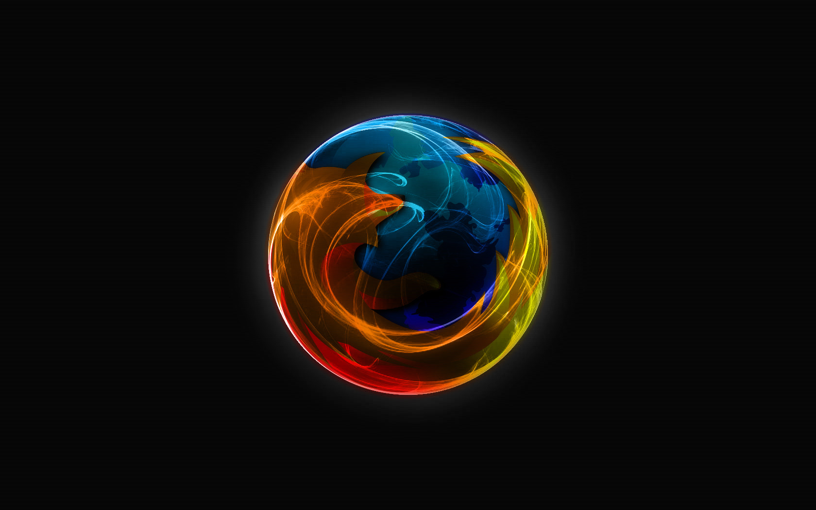 Firefox Dark Widescreen Wallpapers HD Wallpapers 1680x1050