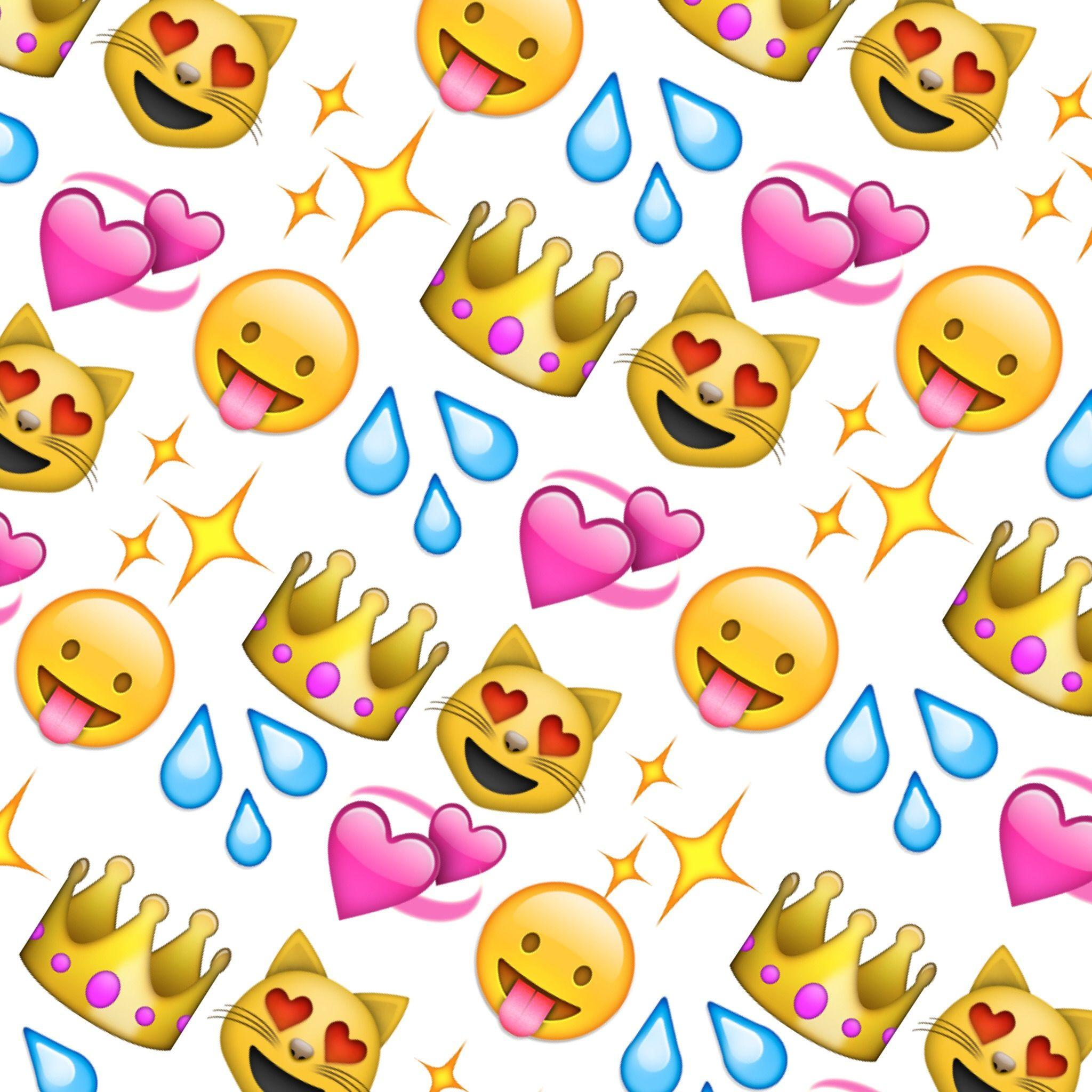 Emoji Wallpapers 2048x2048