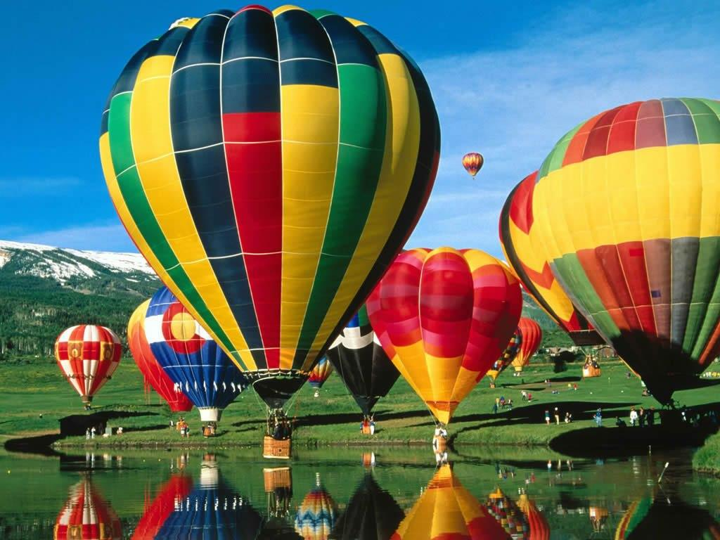 Latest Hot Air Balloons Wallpapers   Wallpaper hd 1024x768