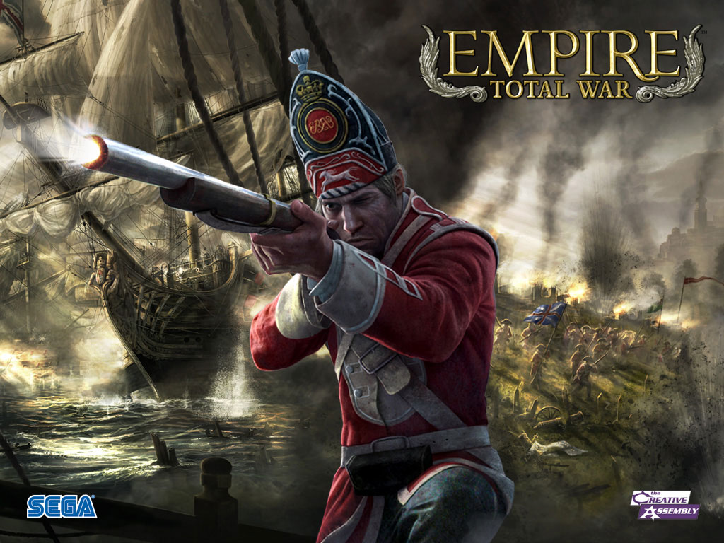 Empire Total War Wallpaper Collection   Freeware   EN   downloadchip 1024x768