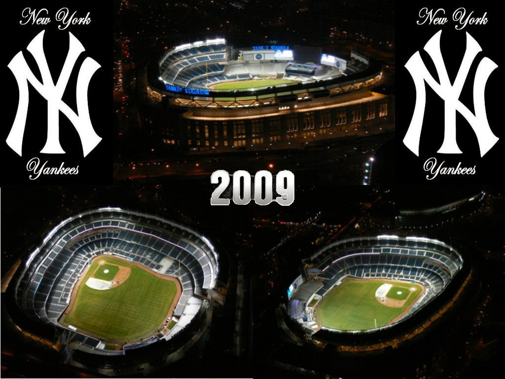 New Yankee Stadium At Night York Yankees Photo 3286229 1024x768
