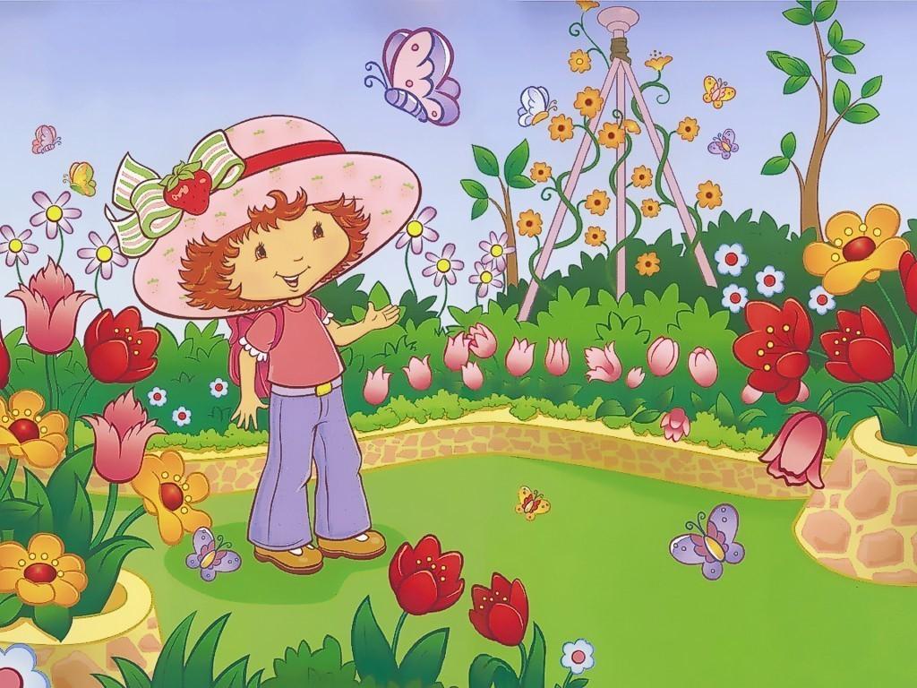 Strawberry Shortcake Wallpaper strawberry shortcake 2506847 1024 768 1024x768