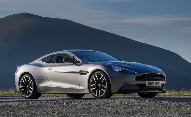 Uprated and ultra bespoke Aston Martins 2015 Vanquish and Rapide S 770x472