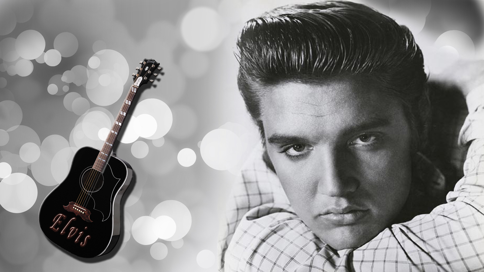 Elvis Presley was born on January 8 1935 in Tupelo Mississippi to Gladys Love Presley née Smith in the tworoom shotgun house built by his father Vernon Elvis
