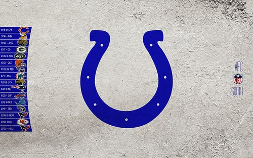 2012 Indianapolis Colts Schedule Wallpaper 500x313