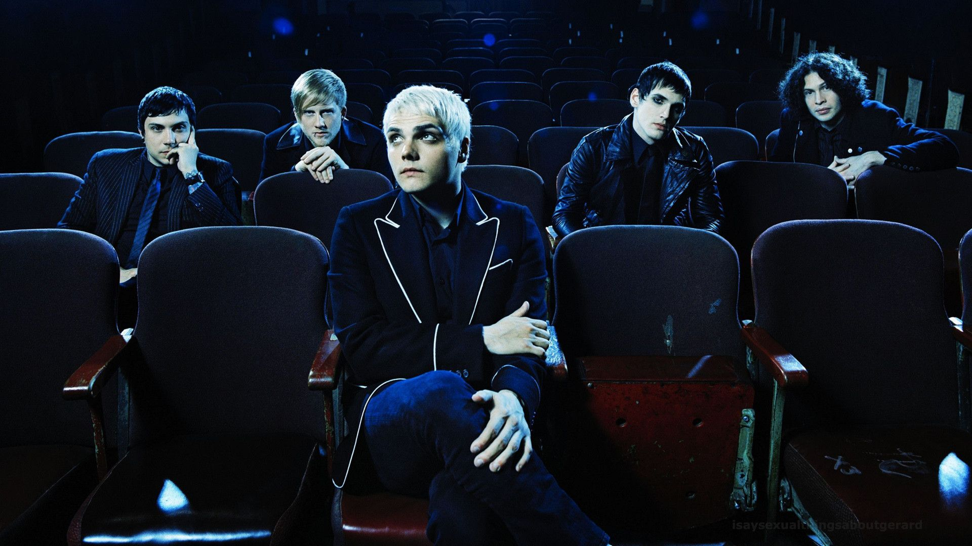My Chemical Romance HD Backgrounds 1920x1080