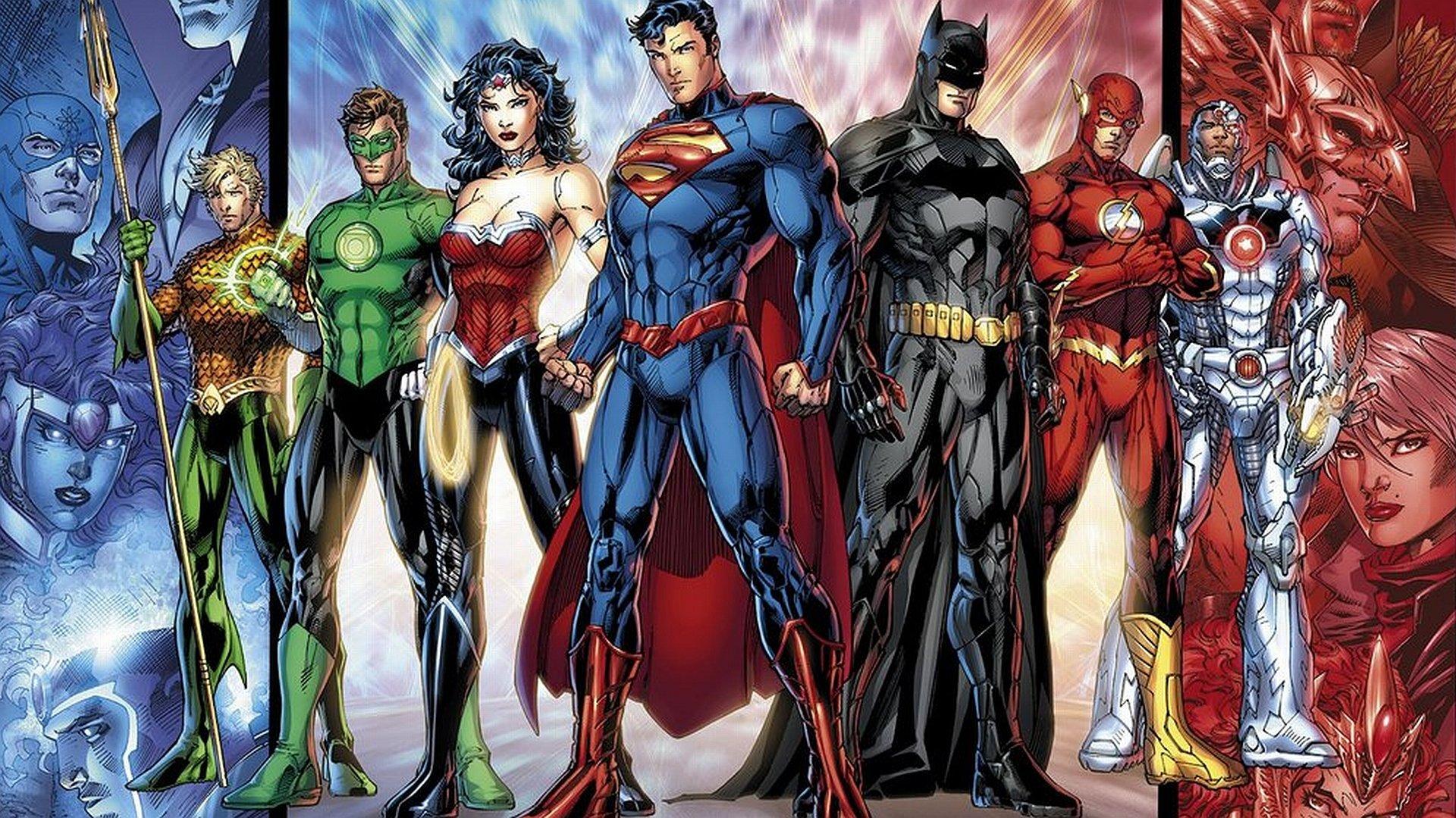 Justice League Wallpaper HD 1080p HD Desktop Wallpapers 1920x1080