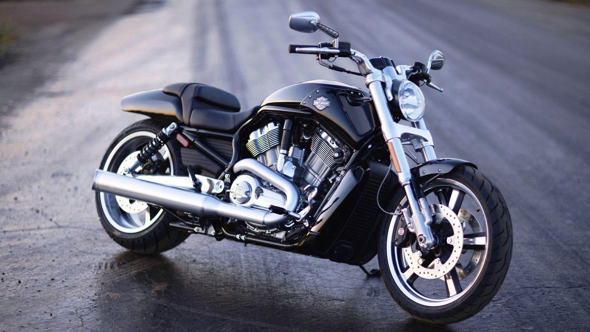 Harley Davidson V Rod Muscle Wallpapers 1920x1080