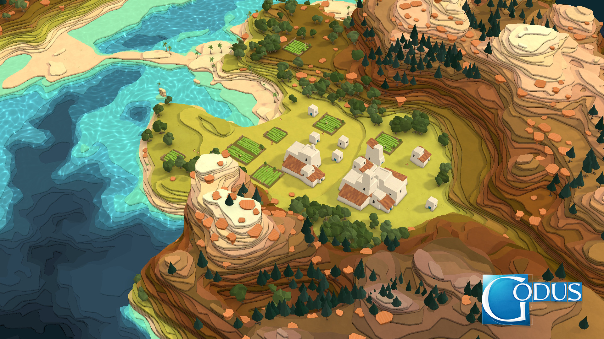 Godus Wars 2016 promotional art   MobyGames 1920x1080