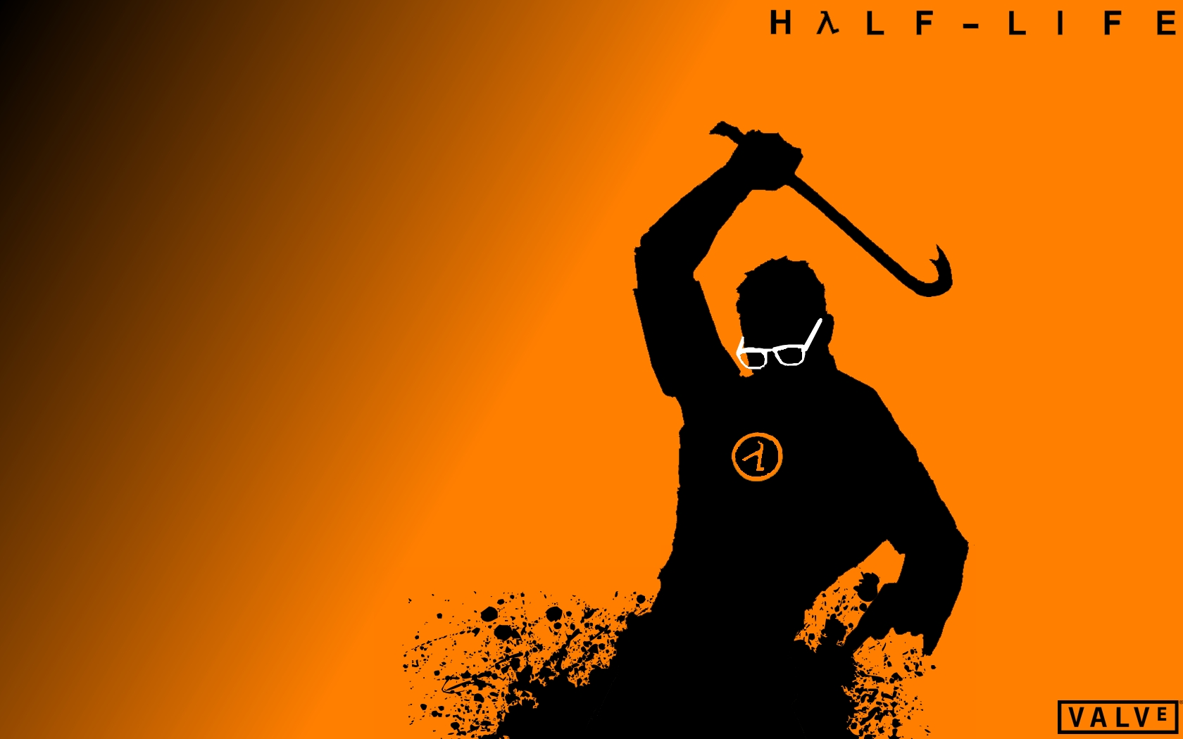 Video Game   Half life Wallpaper 1680x1050