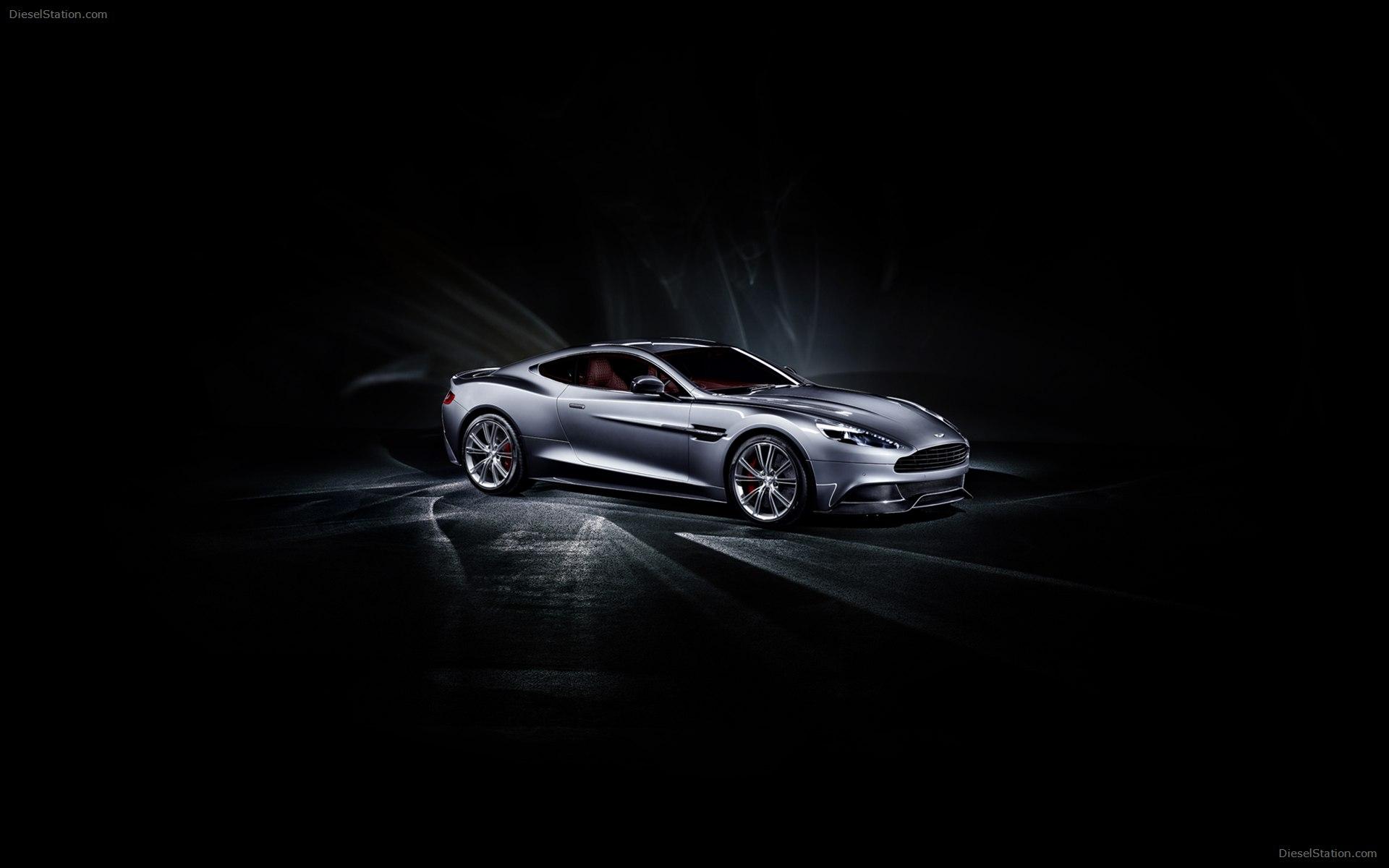 Home Aston Martin Aston Martin Vanquish 2014 1920x1200