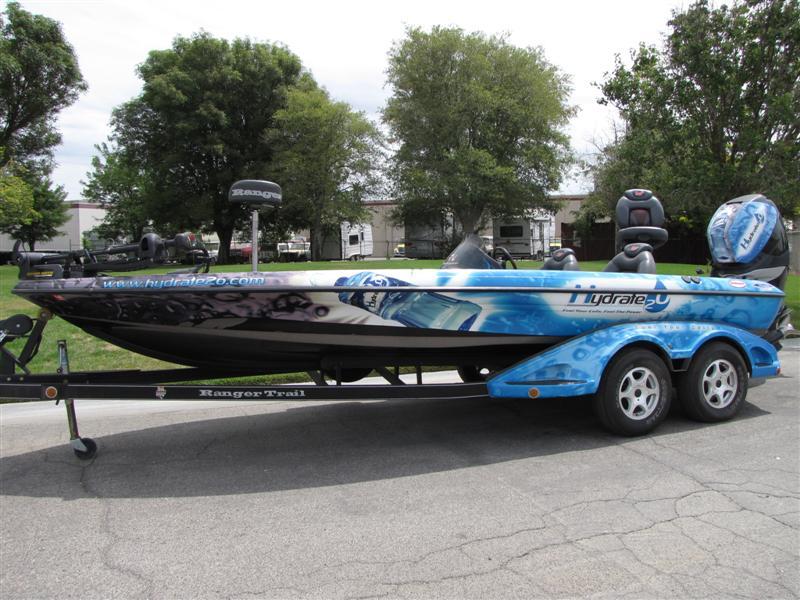 West Auctions   Auction 2005 Ranger 521VX Comanche Bass Fishing 800x600