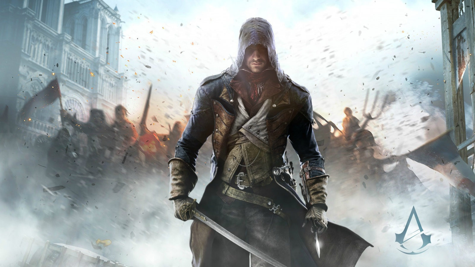 Assassins Creed Unity Wallpapers HD Wallpapers 1600x900