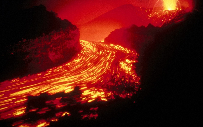 Volcano Wallpapers Hd: HD Volcano Wallpaper
