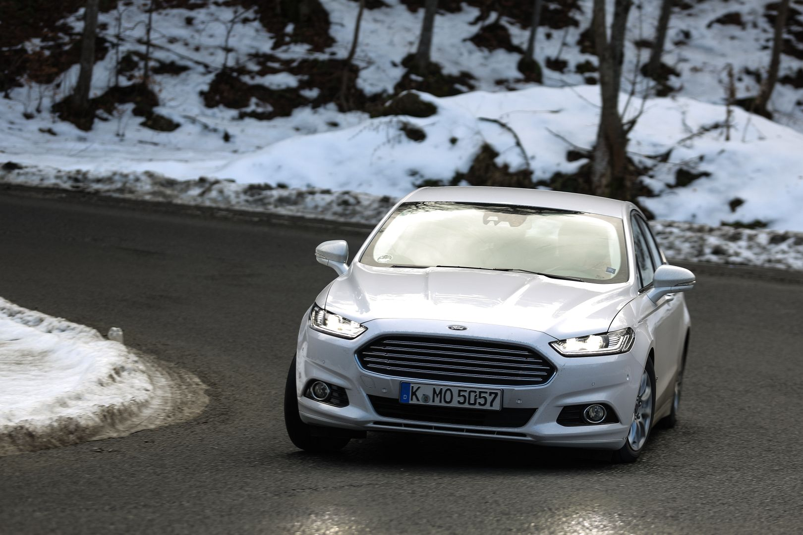 Your 2015 Ford Mondeo HD Wallpapers Are Served   autoevolution 1620x1080
