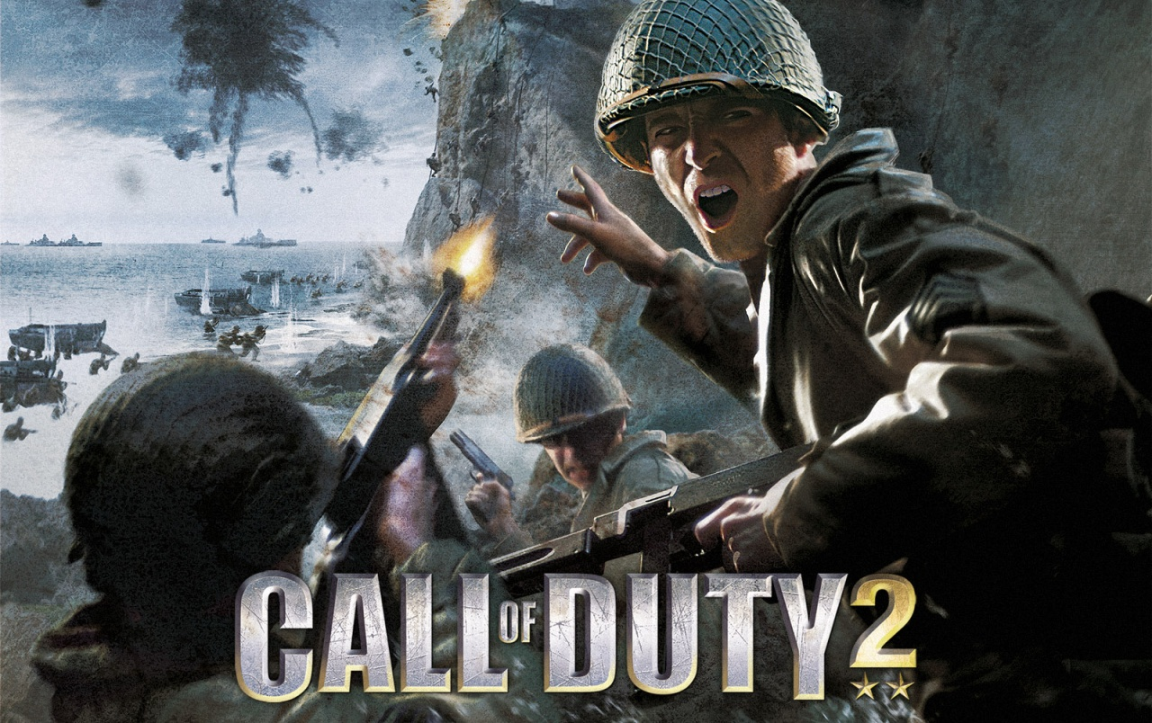 Call of Duty 2 wallpapers Call of Duty 2 stock photos 1280x804