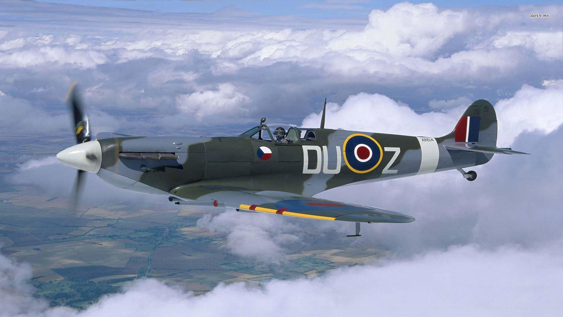 Supermarine Spitfire Wallpapers 1920x1080