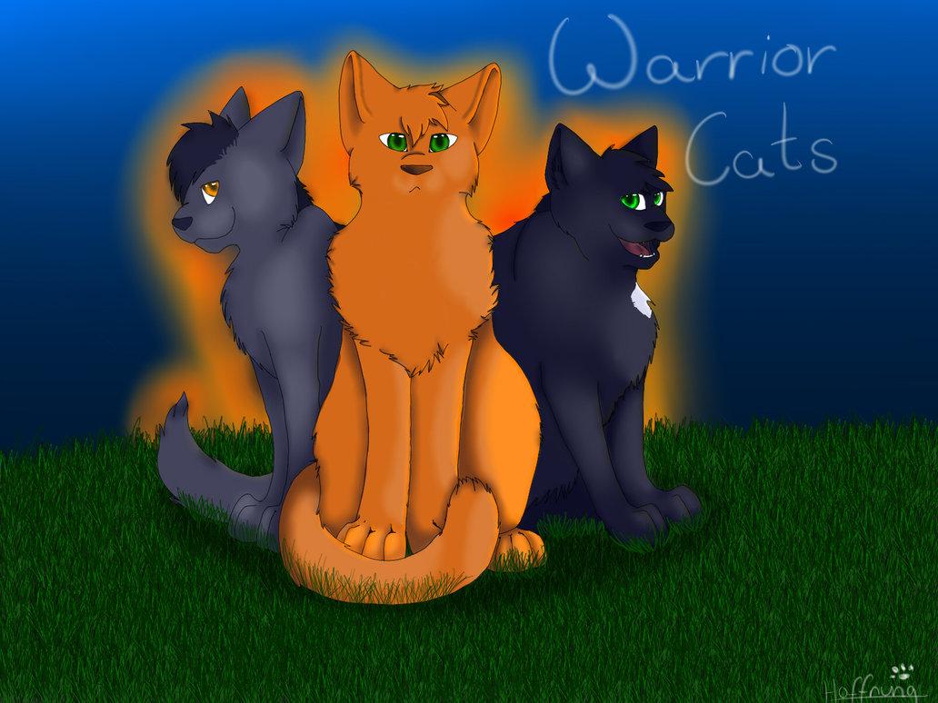 Warrior Cats Wallpaper by Hoffnungsstern 1032x774