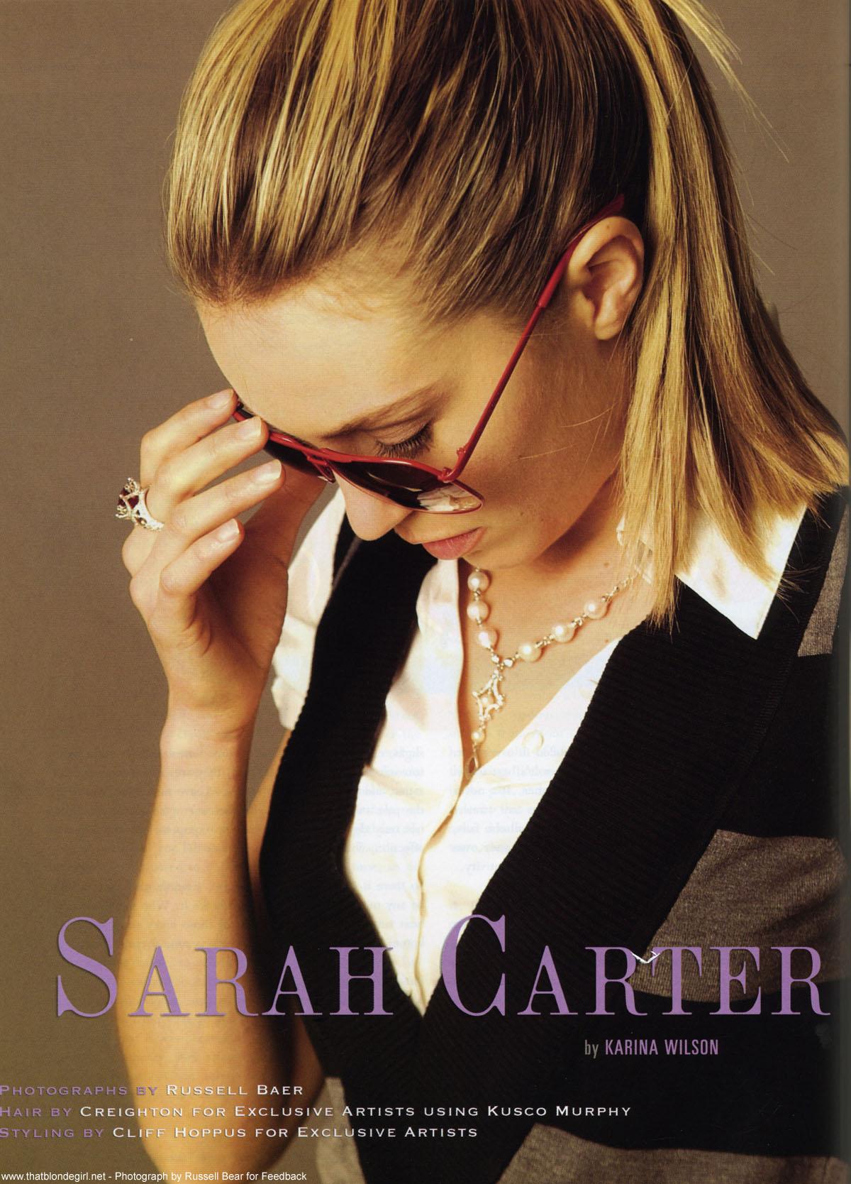 Celebrity Sarah Carter Photos Pictures wallpapers Sarah Carter 1200x1668