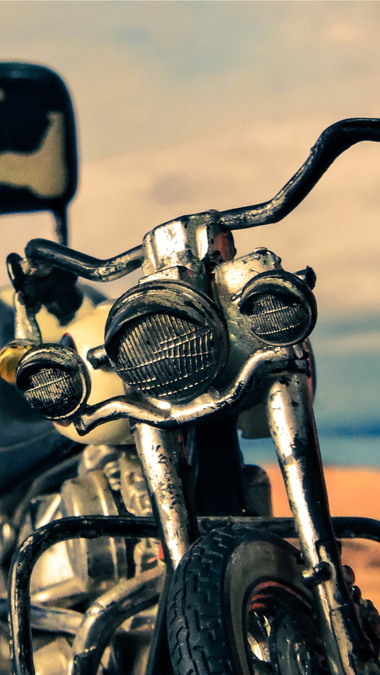 Harley Davidson Heritage iPhone 3Wallpapers Parallax Les 3 Wallpapers 1242x2208