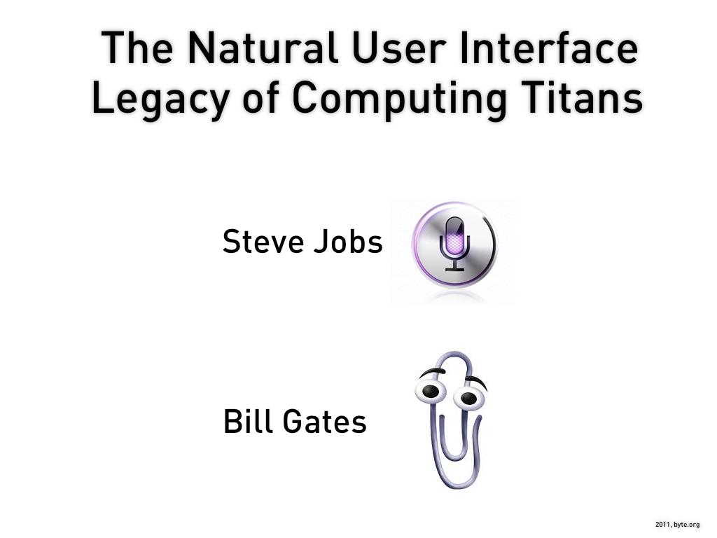 Building a legacy Gates vs Jobs Random Bytes 1024x768