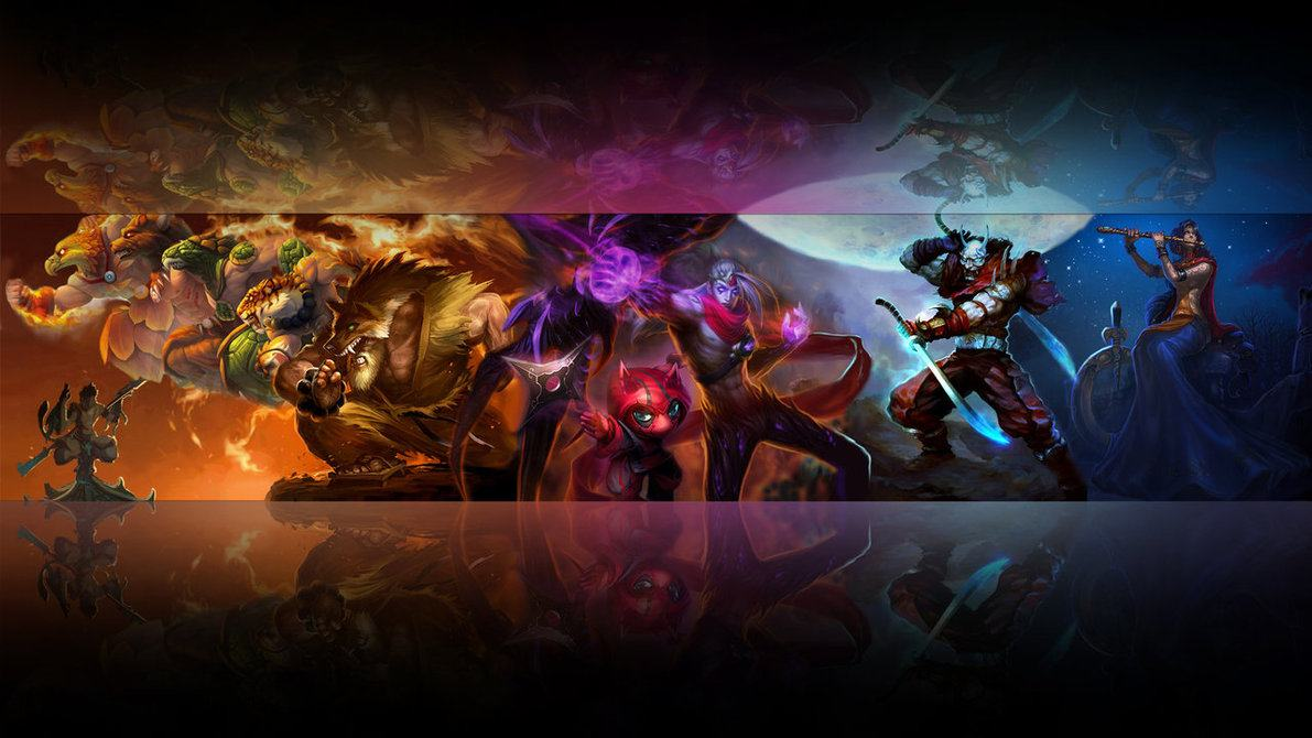 Twisted Fate Wallpapers 1191x670