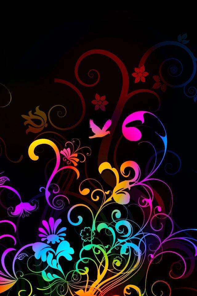 download 20 ipod flower wallpapers full hd 1080p desktop 640x960