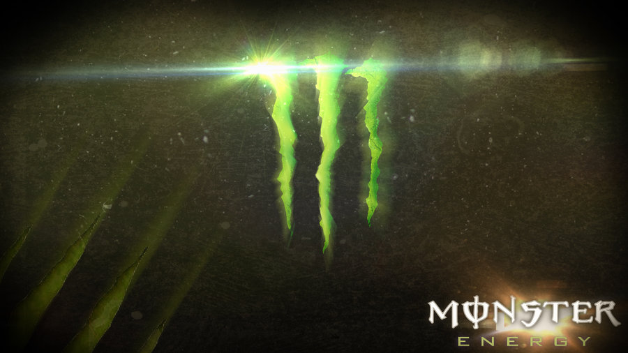 Monster Energy Drink WallpaperBackground by TimSaunders 900x506