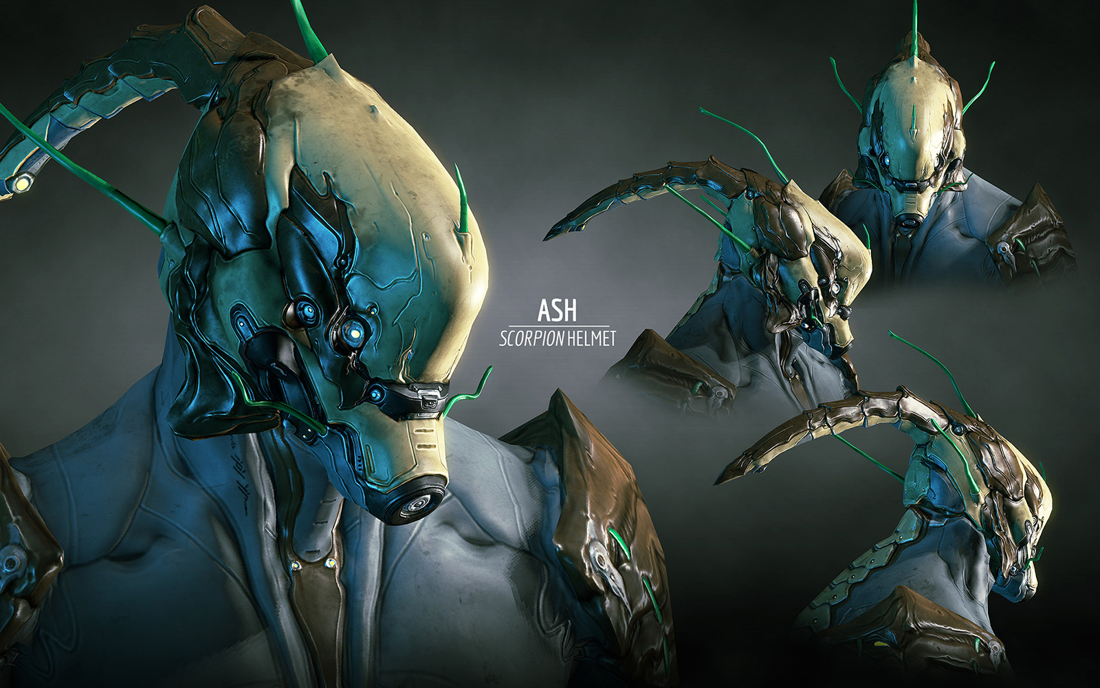 how to get ash warframe