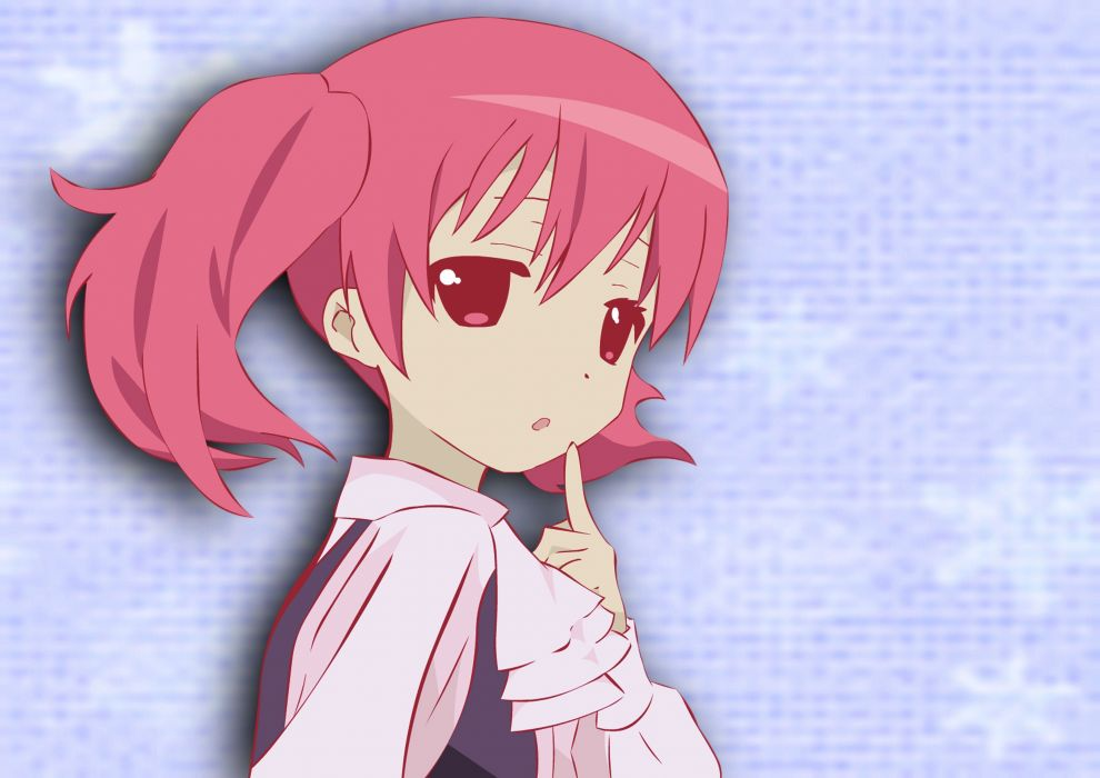 Anime anime girls Inu x Boku SS Roromiya Karuta wallpaper 990x700
