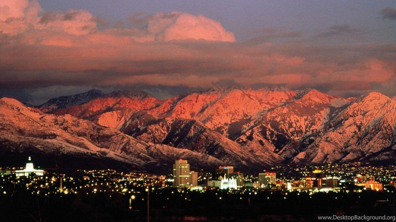 Salt Lake City Wallpapers   Top Salt Lake City Backgrounds 1366x768