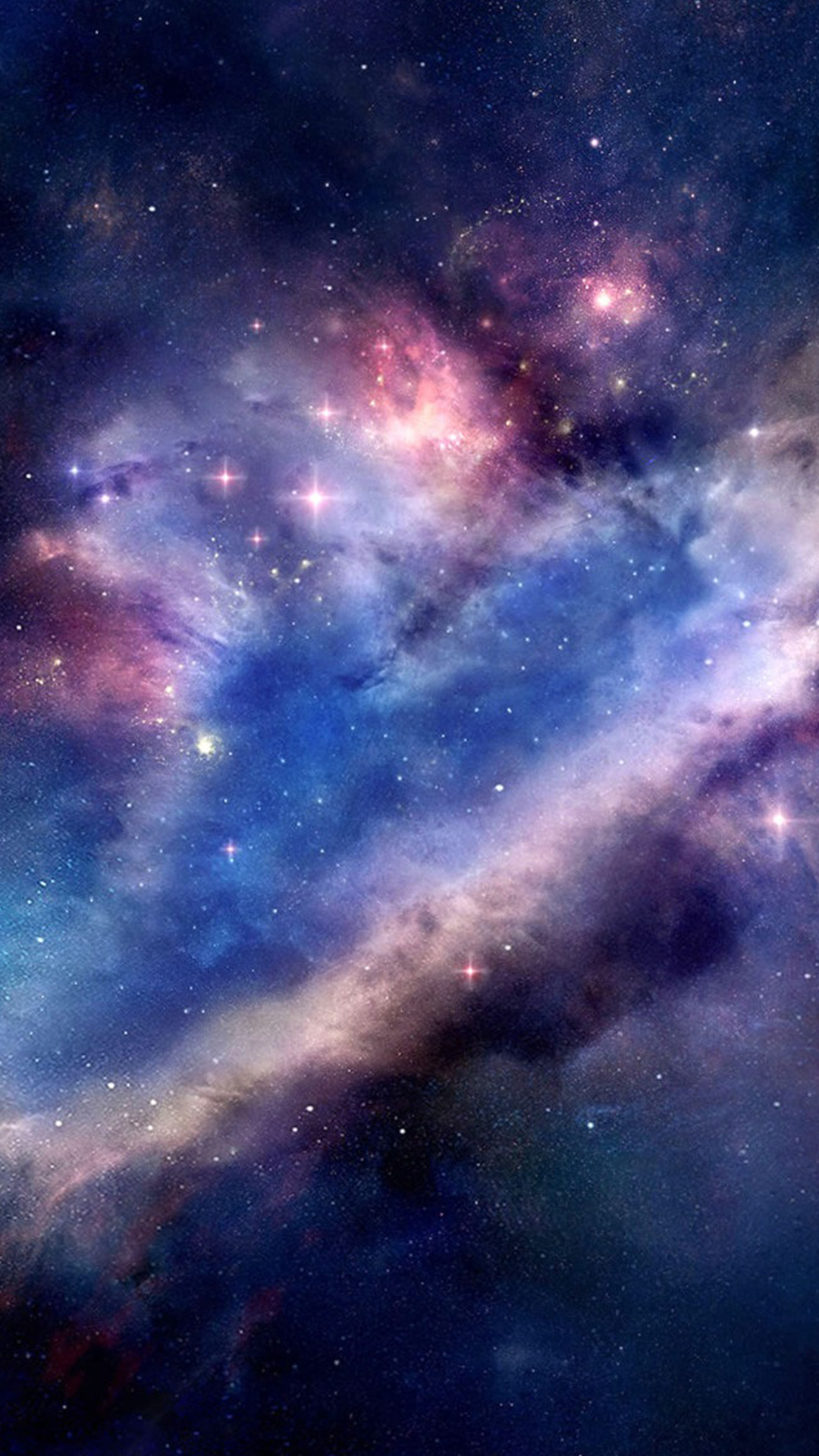 Space Galaxy S Wallpapers Samsung Galaxy S Wallpapers HD 1080x1920
