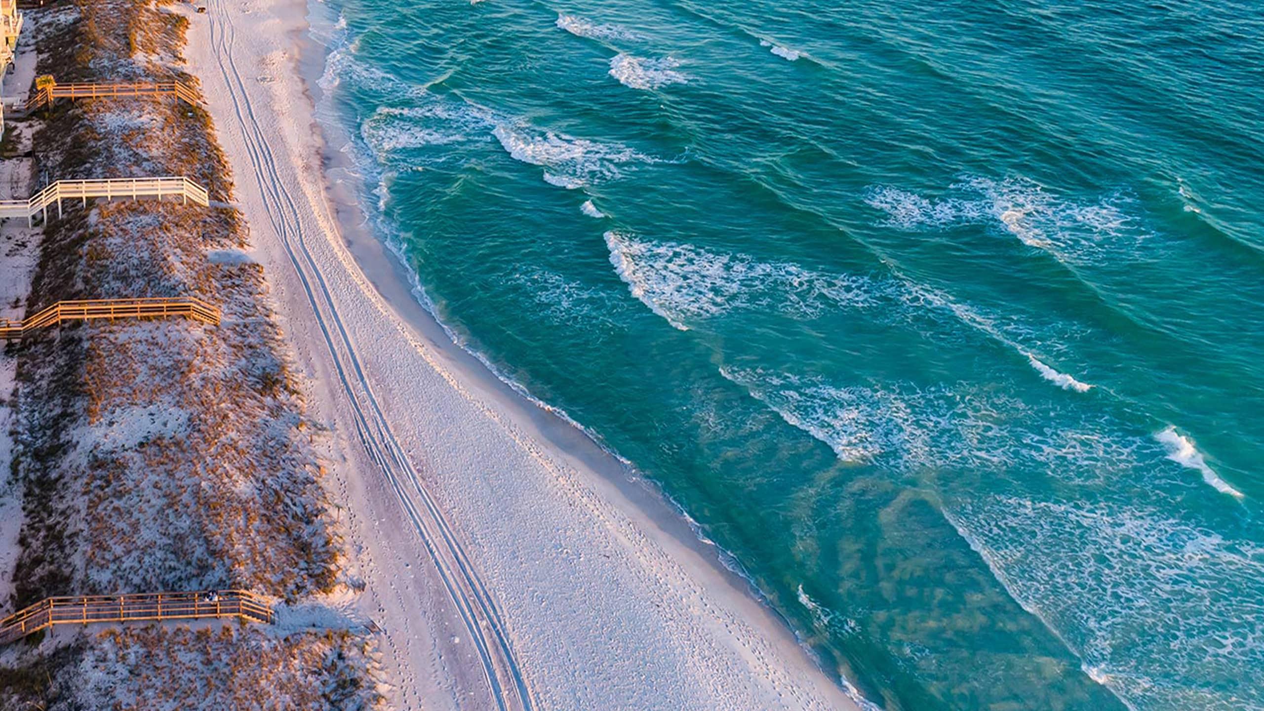 2021 Emerald Coast Digital Wallpapers 360 Blue Properties 2560x1440