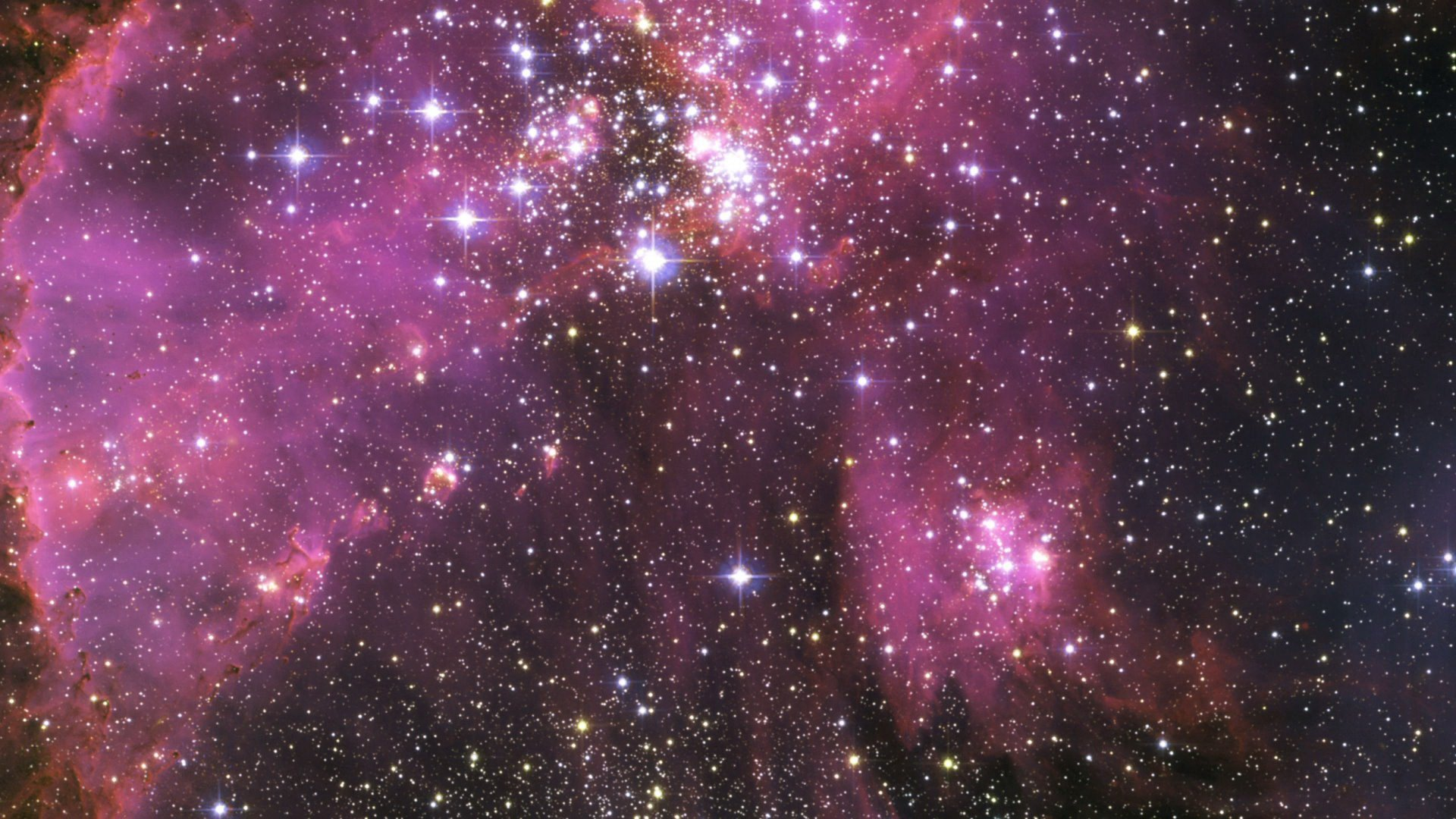 73 purple galaxy wallpaper on wallpapersafari - Purple space wallpaper ...