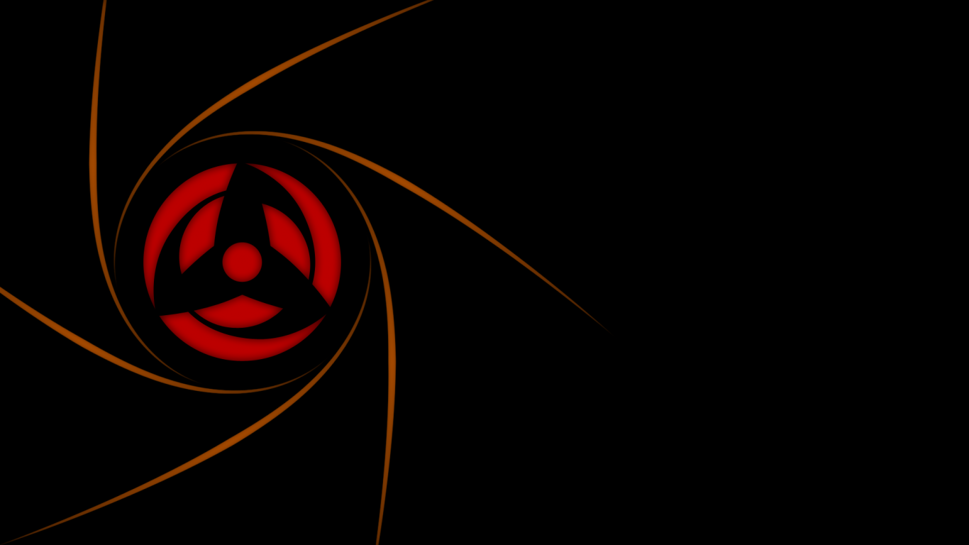 Download 1366x768 Sharingan Obito Naruto Wallpapers for Laptop 1366x768