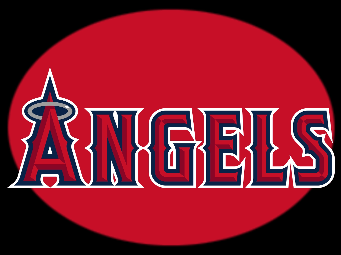 of Anaheim background Los Angeles Angels of Anaheim wallpapers 1365x1024