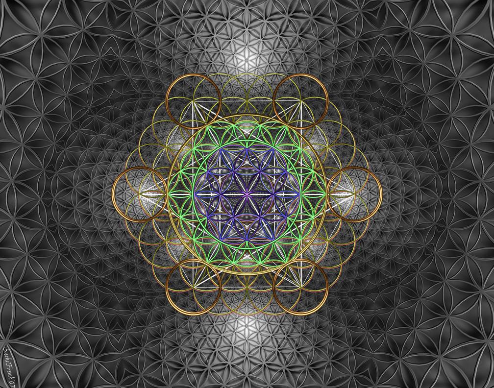 [49+] Sacred Geometry Desktop Wallpaper on WallpaperSafari