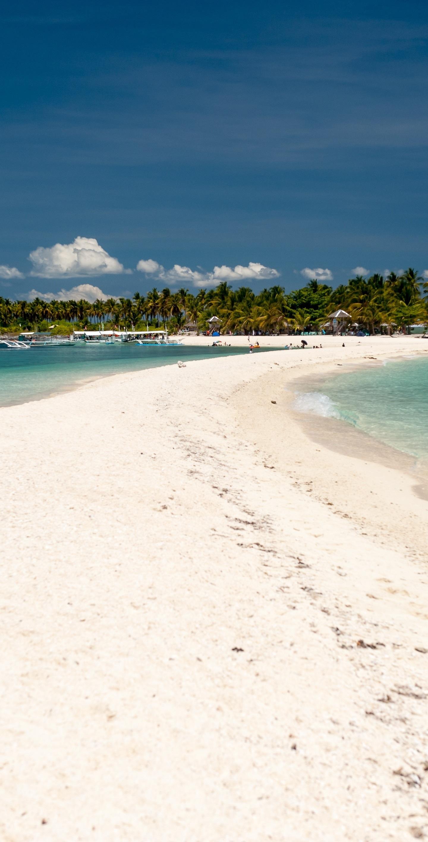 Summer Beach Nature Island Wallpaper   Samsung Galaxy S8 1440x2832