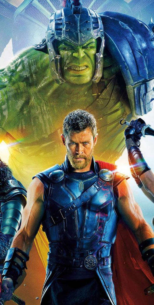 Thor Ragnarok HD Wallpaper desktop wallpaper ultra hd 1080p 524x1037