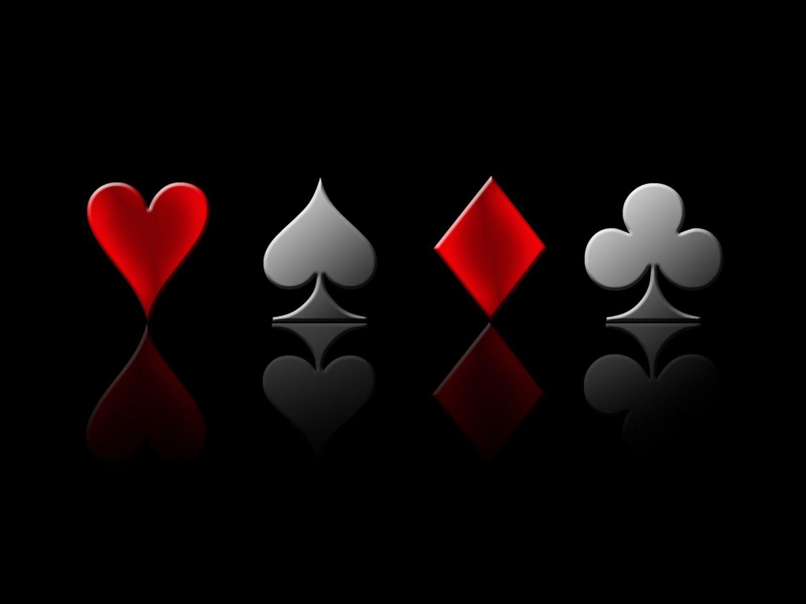 Playing Cards Wallpapers 1600x1200