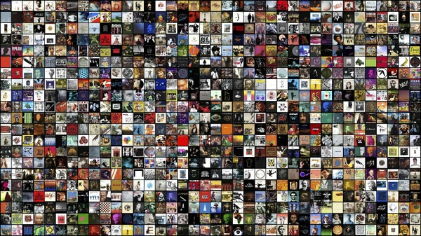 Band Wallpapers Music Artists: Classic Rock Album Covers Wallpaper