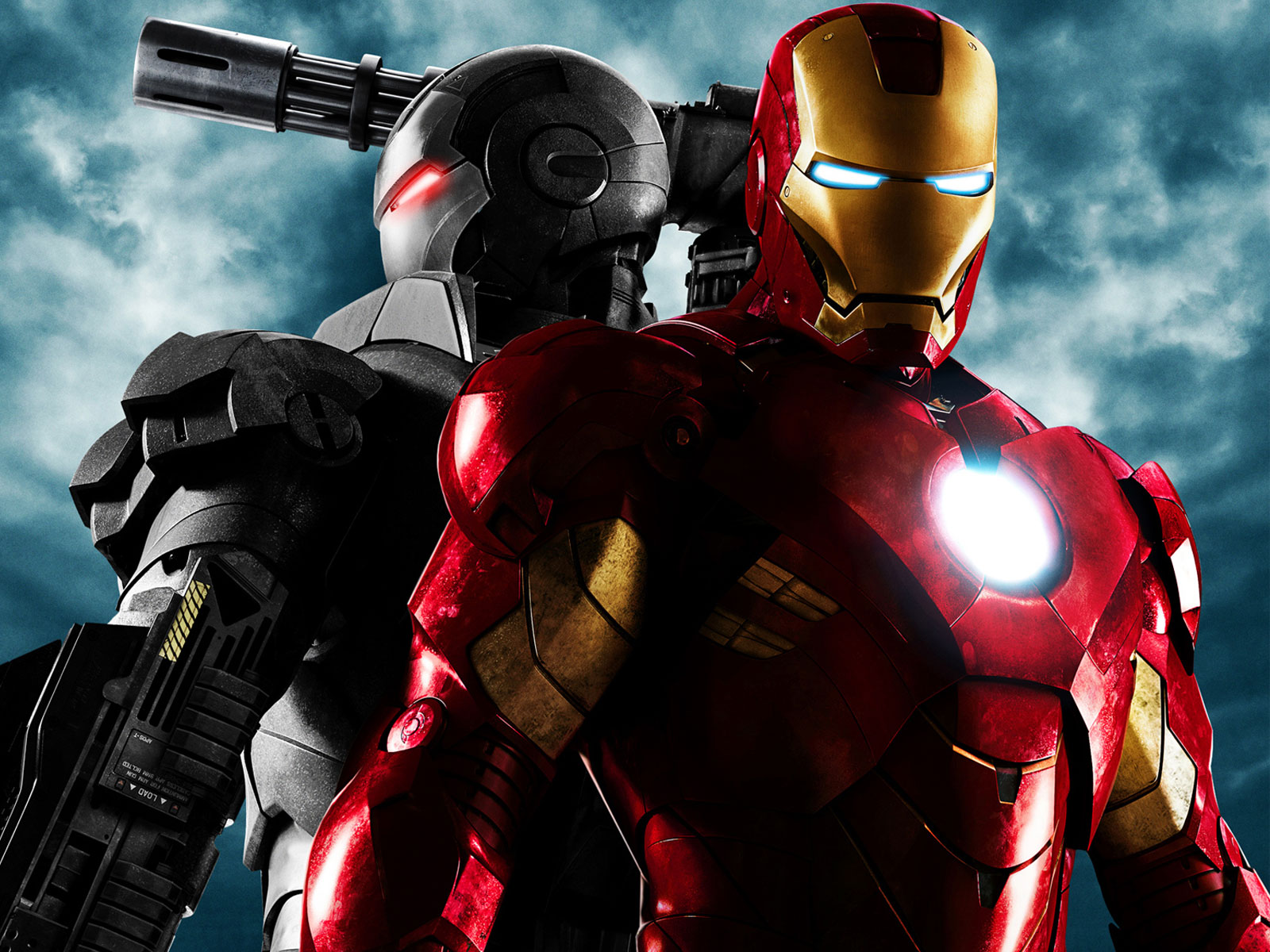 iron man wallpapers HD   Taringa 1600x1200