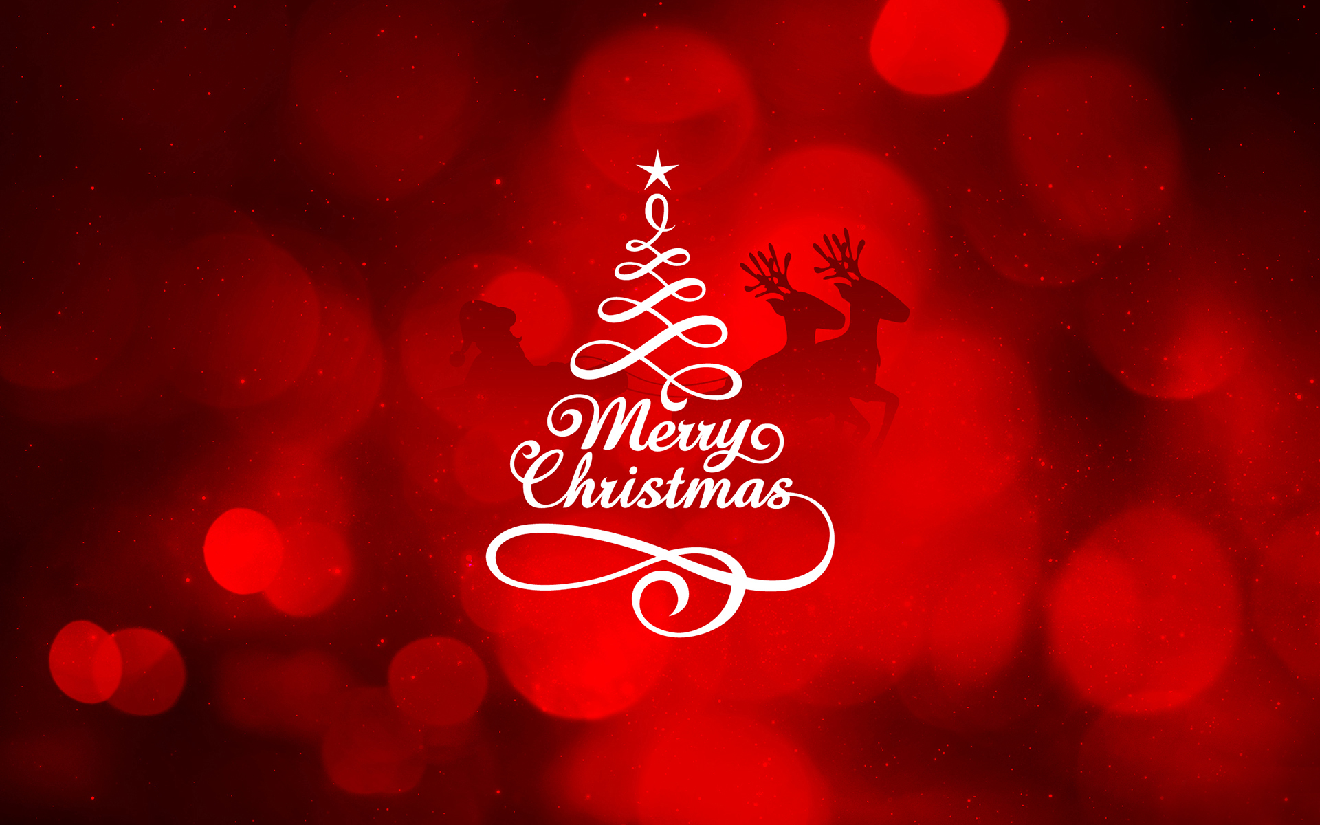 Merry Christmas New 2014 Wallpaper 1920x1200