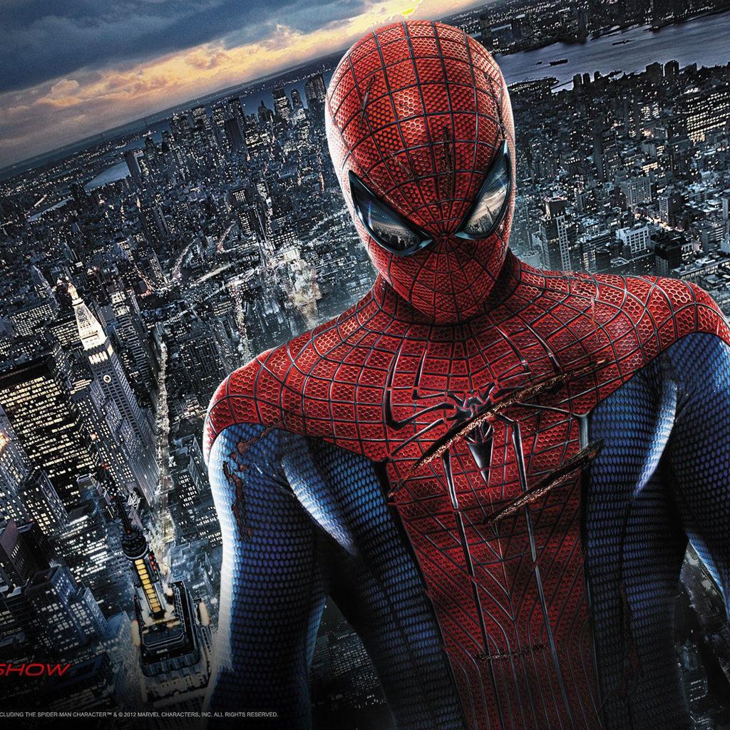 Spiderman Live Wallpaper HD