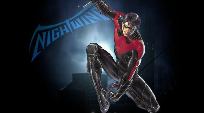 New 52 Nightwing Wallpaper Dc comics nightwing new 52 650x360