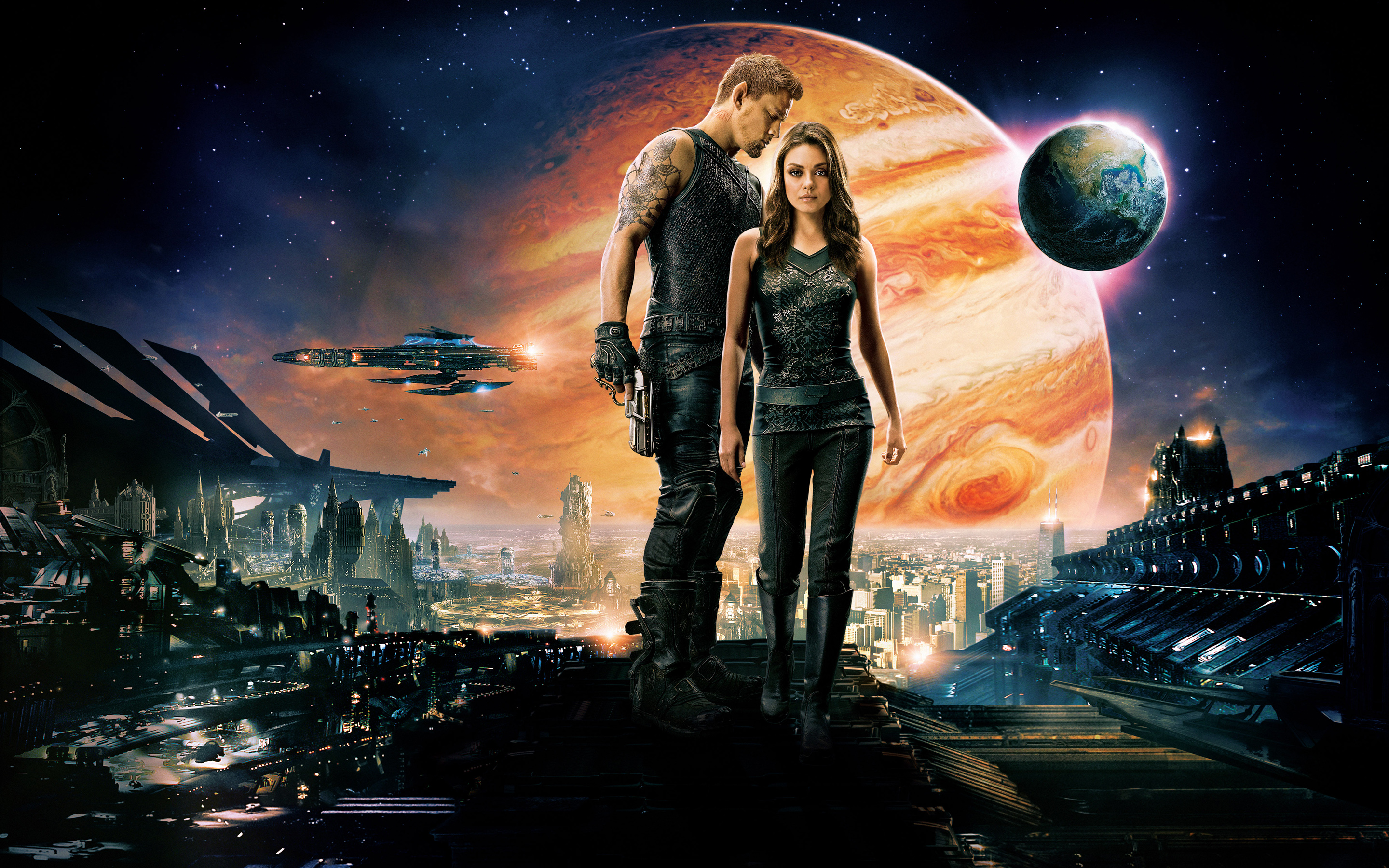 Jupiter Ascending 2015 Movie Wallpapers HD Wallpapers 2880x1800