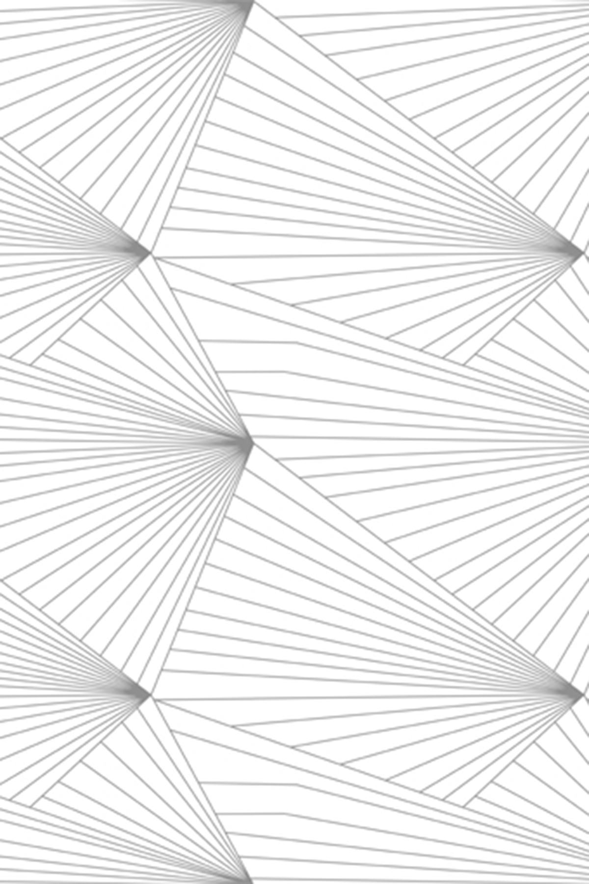 Gray and white geometric wallpaper wallpapersafari for Grey and white wallpaper