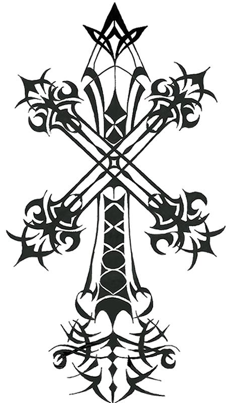 Vagrant Story Cross by KawaiiMetroid 459x800