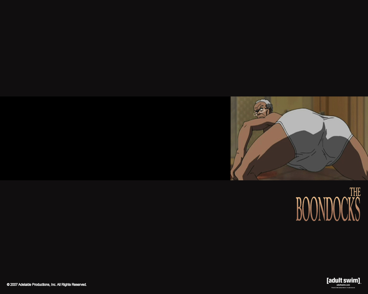 The Boondocks Wallpaper   20013102 1280x1024 Desktop Download 1280x1024